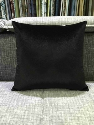 Funda de almohada para el cliente, funda de almohada personalizada con foto texto al por mayor