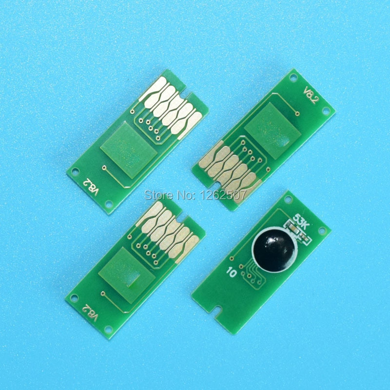 Chip de redefinição automática t7031-t7034, para impressoras epson workforce pro WP-4025 WP-4015 WP-4515 WP-4525 WP-4535 WP-4545 WP-4595