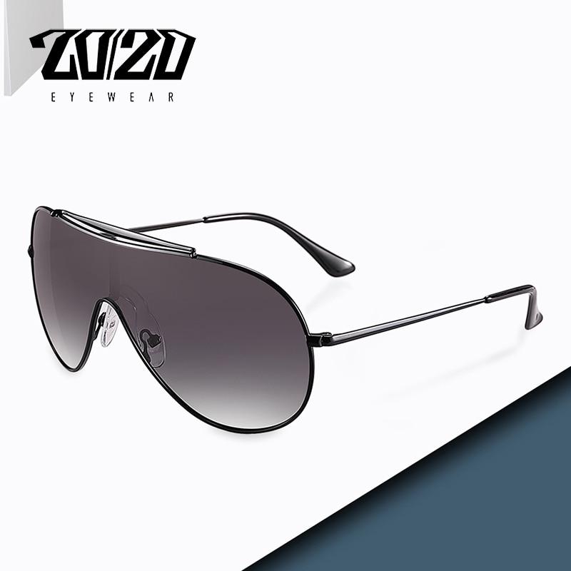 20/20 Brand Design Polarized Sunglasses Men Driving Square Metal Frame Men's Glasses Male Eyeglasses Goggles UV400 Gafas 17079