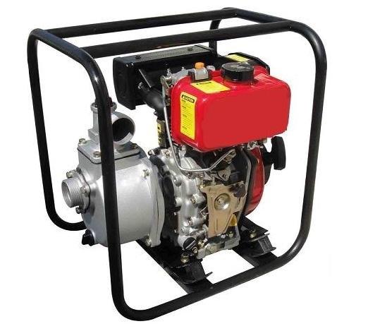 WP50DP pompe à eau Diesel   2 pouces
