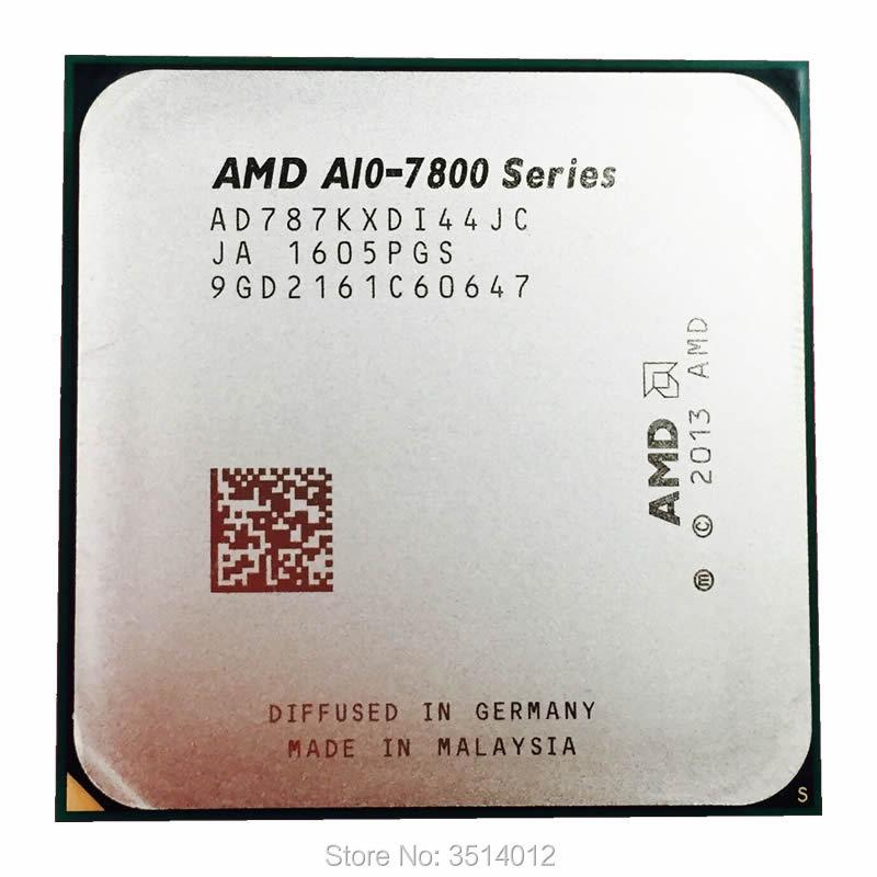 Procesador de CPU AMD A10-Series A10 7870K 7870 3,9 GHz Quad-Core AD787KXDI44JC Socket FM2 +