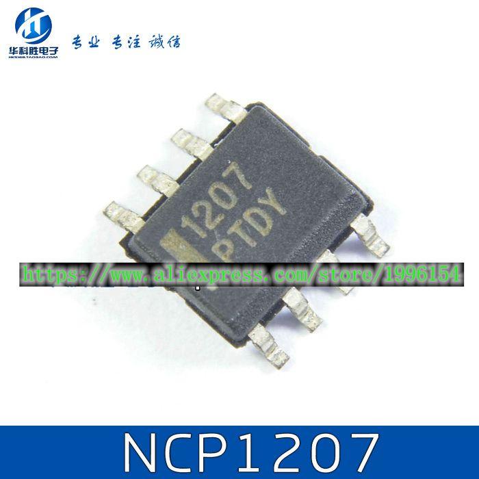 5 unids/lote 1207 NCP1207 NCP1207A SOP-8 en Stock