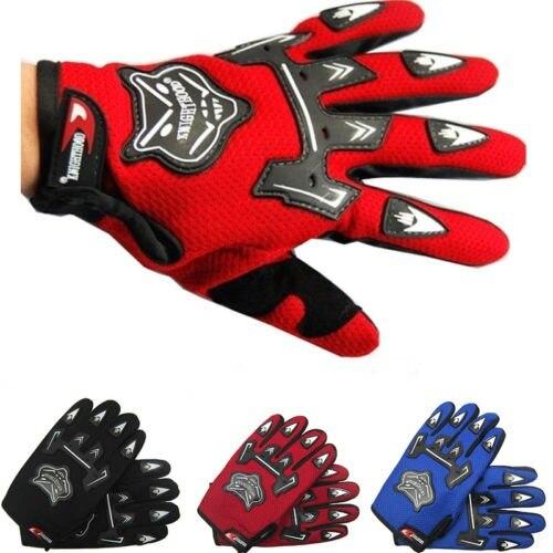 Hombres guantes de ciclismo dedo completa guantes luvas para ciclismo mtb bmx...