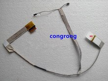 Pour LENOVO B590 B580 V580 Led câble décran lcd 50.4TE09.001 50.4TE09.014 50.4TE09.001 lvds fil vidéo