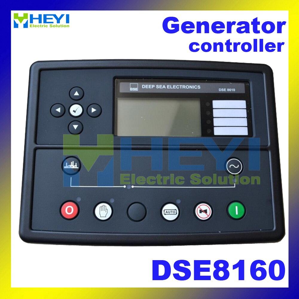 Self-starting generator set control module DSE8160 auto start load share module