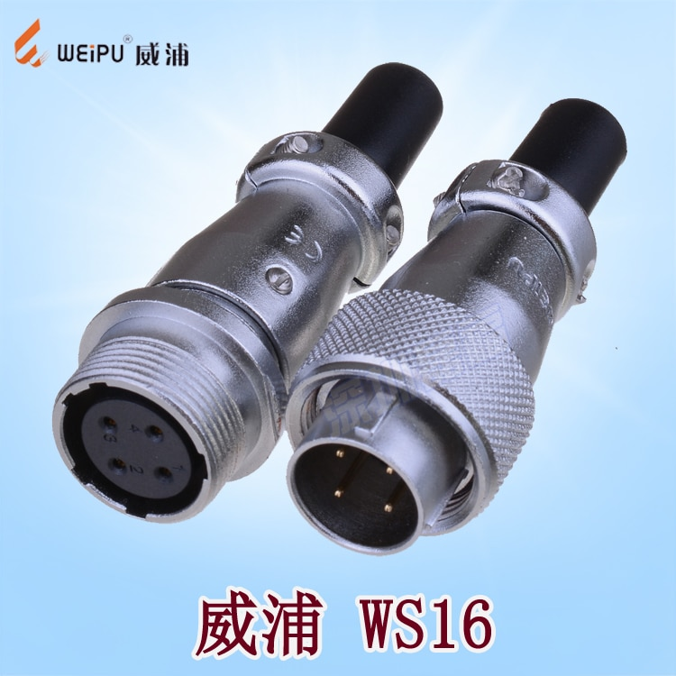 Weipu الطيران التوصيل WS16 2,3 ، 4,5 ، 7 ، 9,10 الأساسية TQ + ZQ الهواء الإرساء