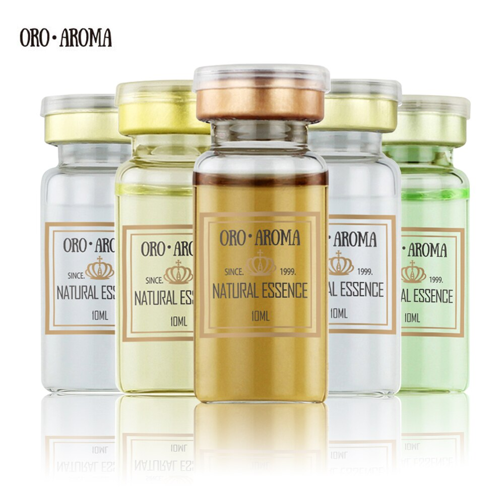Super Sets Famous brand oroaroma EGF+Cucumber+Snail+Hyaluronic Acid+Deep sea roe serum face 10ml*5