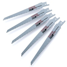 YIWEI 5 pièces lame de scie alternative 6 '/150mm lames de scie sauteuse S644D pour outils de coupe du bois