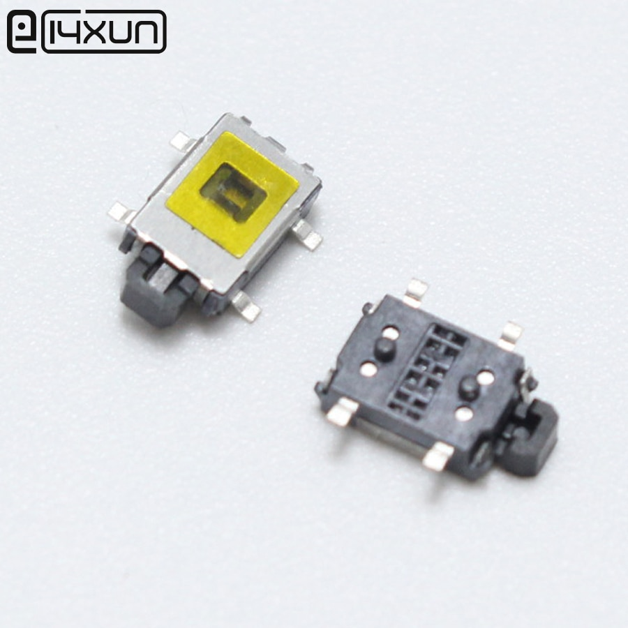 5 pcs 4*6mm SMD 4Pin Micro Interruptor 4x6mm 4 P Botão Interruptor Tartaruga Chave para o Telefone Móvel