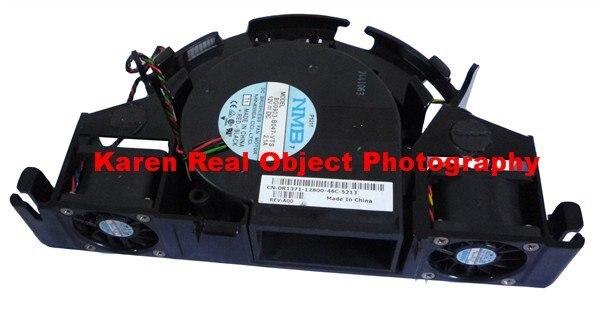 NMB PE750 9733 12 V 2.1A BG0903-B047-VTS z 1611kl-04w-b29 zestaw wentylator chłodzący