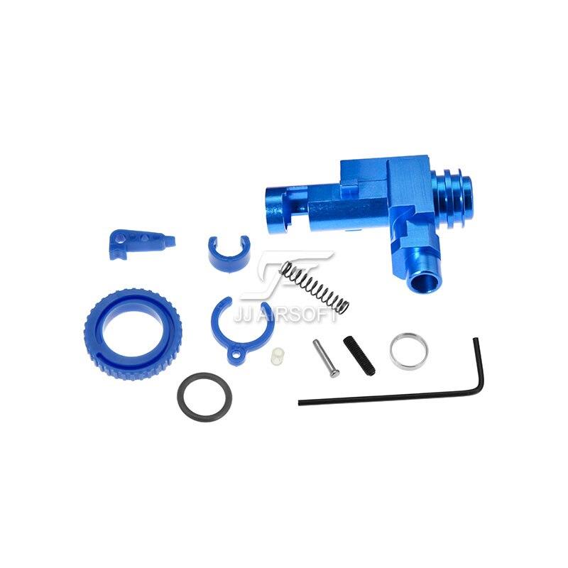 JJ Airsoft M4 CNC Hop Up Camera Gen. 2, металл подходит для TM, CA, JG, CYMA и т. д. M4 AEG Series