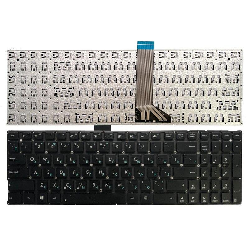 Teclado do laptop russa para ASUS R557 R557L R557LA R557LD R557LI R557LJ R557LN R557LP W509LI W509LN J500LA J550LD R554LA RU