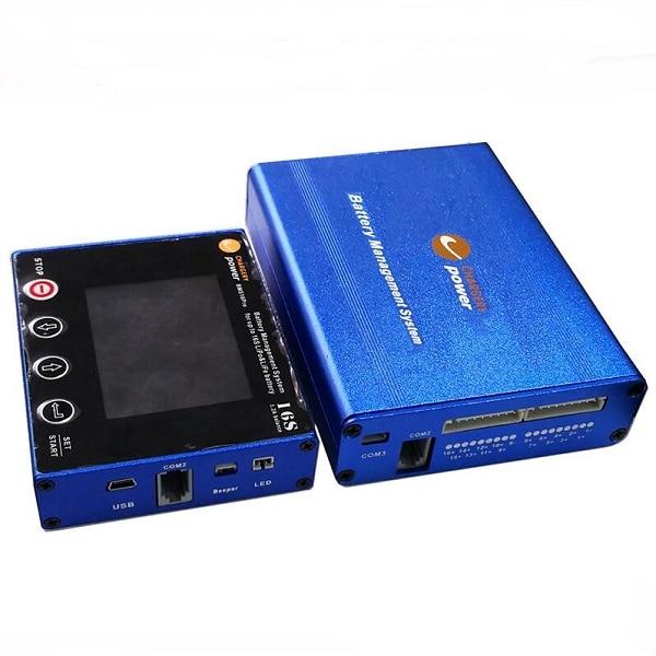Chargery BMS16T BMS для 2 S-16 S 100A Li-Ion LiPo LiFePo4 LTO с 1.2A балансовым SOC дисплеем Winston CALB Battery Pack