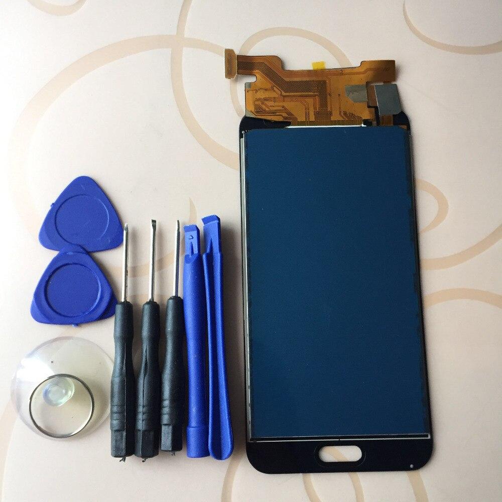 3 para Samsung Galaxy J3 DE 2016 de Color J320 J320A J320F J320P J320FN Sensor de pantalla táctil + conjunto de Monitor de pantalla LCD + herramientas gratis
