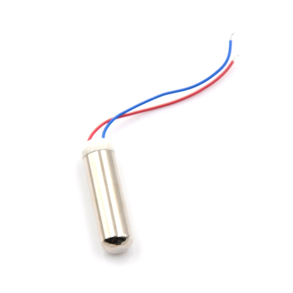 Neue 1PCS DC Kernlosen Motor Gebaut-in vibration Wasserdichte 1,5-3v 8000-24000RPM Motor für elektrische zahnbürste spielzeug 7x25mm