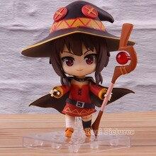 Anime Kono Subarashii Sekai Ni Shukufuku O la bénédiction de dieu sur ce merveilleux monde figurine Megumin Collection modèle jouet