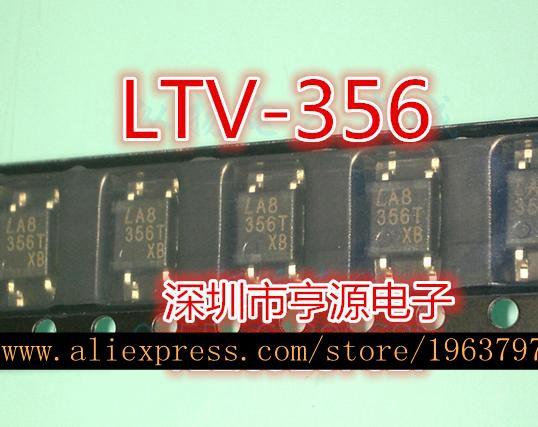 10 unidades/lote, LTV-356 LTV-356T SOP-4