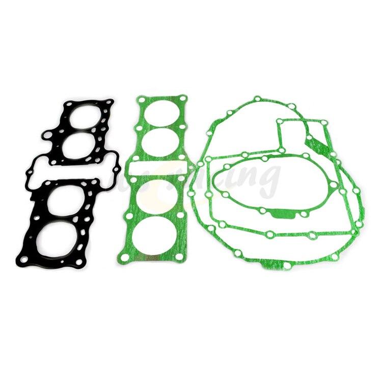Комплект прокладок для мотоциклов с полным покрытием двигателя, Комплект прокладок для HONDA CB CBR 400 CBR400 NC23 CB400 NC31, 1992-1998