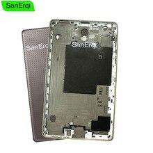 SanErqi para Samsung Galaxy Tab S 8,4 T700 T705 T705c cubierta trasera de la batería