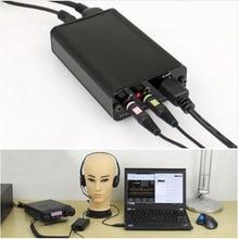 Adaptador CAT PTT/auriculares/micrófono para YAESU FT-817/857/897 FT-818ND FT-857 FT-891