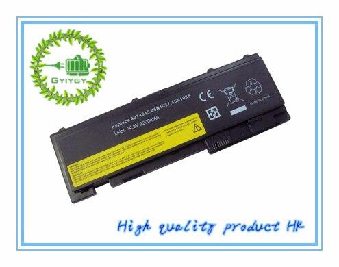 Batería del ordenador portátil para Lenovo ThinkPad T420s 4171-A13 T420si T430S T430Si 45N1037 45N1036 45N1039 42T4847 45N1064 45N1065 0A36309