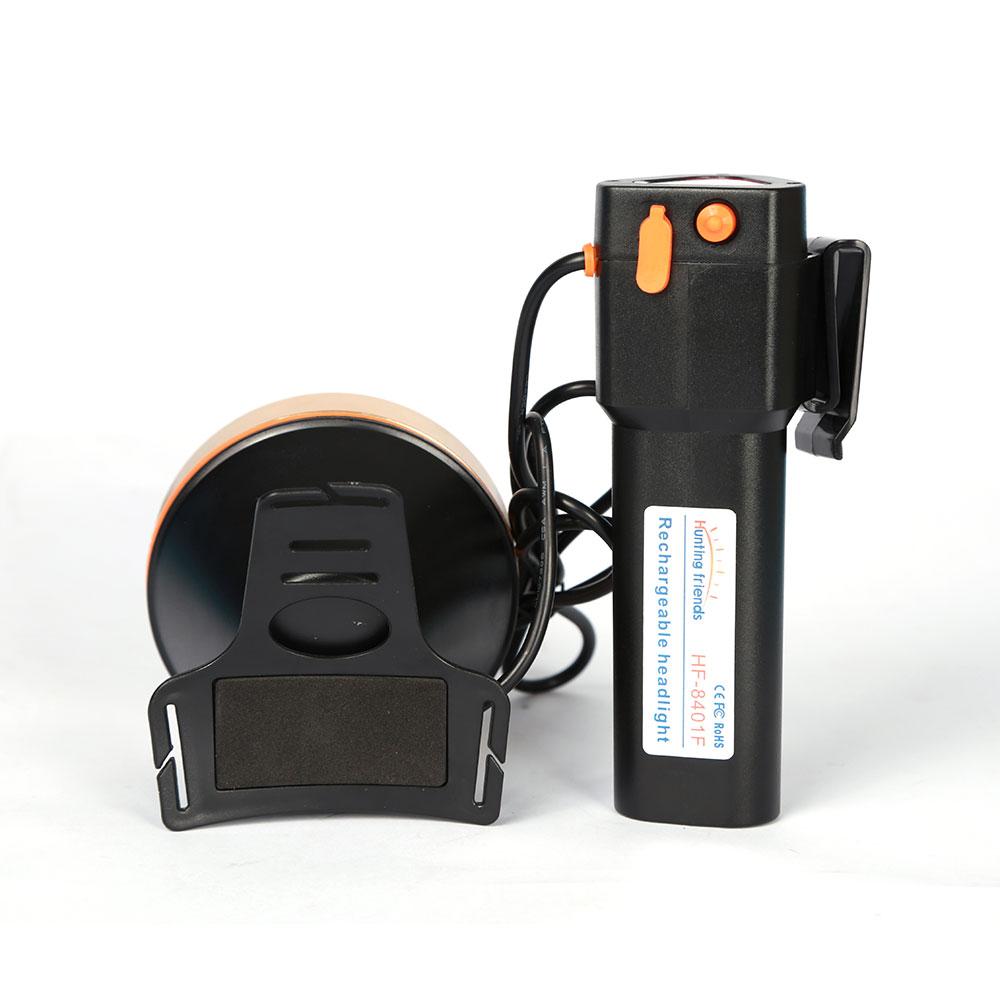 12pcs/lot Hunting Friends Super Bright LED Headlamp Rechargeable flashlight forehead Waterproof Headlight Head Flashlight Torch enlarge
