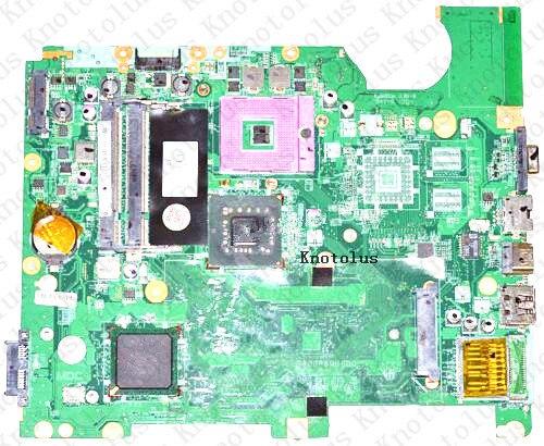 578701-001 para HP CQ71 G71 placa base de computadora portátil DA00P6MB6D0 GM45 DDR2 envío gratis 100% prueba ok