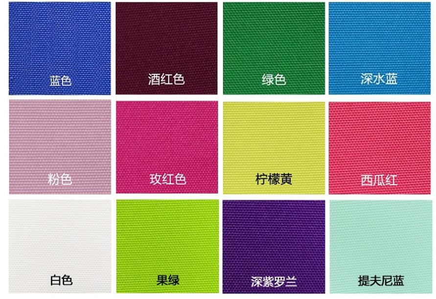 Strong thick Cordura 500D nylon fabric,short-time waterproof material,Anti-wear outdoor apparel Luggage cloth PU coating ripstop