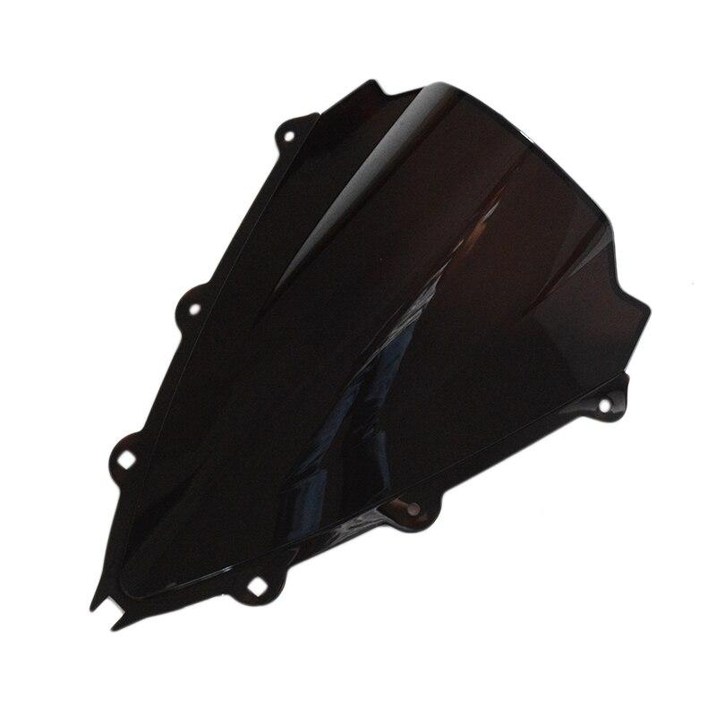 Para Aprilia RSV4 09-14 negro parabrisas de motocicleta parabrisas Protector de pantalla de bicicleta deportiva 2009 2010 2011 2012 2013 04