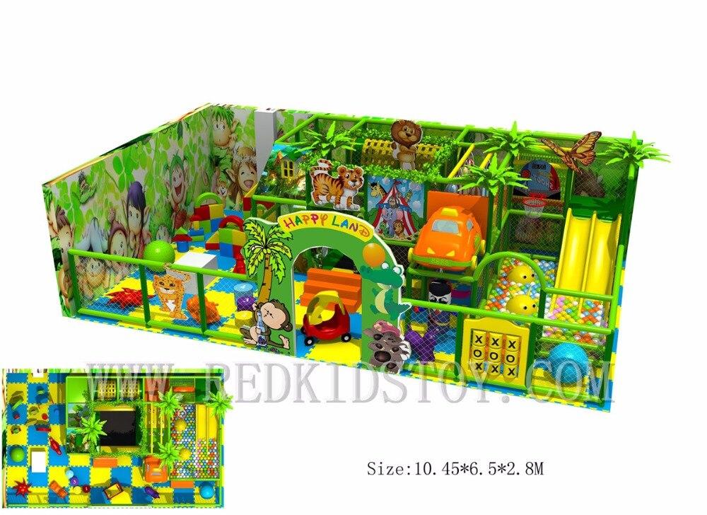 Exportado a Ucrania calidad garantizada niños Sistema de patio interior 23 años fabricante 160510-b