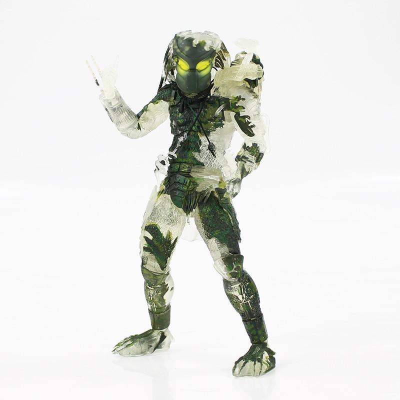 20 سنتيمتر رجاء 30th الذكرى أنيمي المفترس الغابة شيطان تمثال الغريبة VS Predaor PVC الشكل العمل النادرة نموذج لعبة دمية