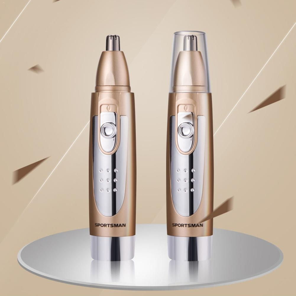 Nose Ear Hair Trimmer Male Electric Shaving Nose Beard Hair Trimmer Health Care Hair Clipper Hait Trimmer For Men 10