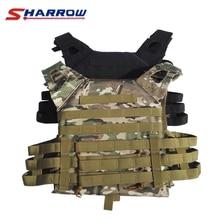 Sharrow Archery Tactical Vest 5 Colors Archery Protection Lightweight CS Protection