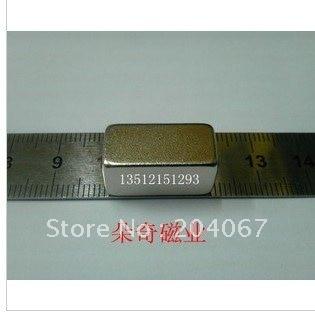 20x10x10 bloco ímãs 20mm x 10mm x 10mm (Nd-Fe-B) PODEROSO ÍMÃ de ndfeb 20*10*10 10 pcs frete grátis