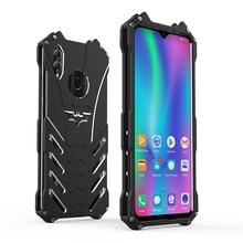 Luxury Heavy Duty Armor BATMAN Metal Aluminum Phone Cases For Huawei Honor 10 Lite/8x/Magic 2/Honor 8/Enjoy 9 Plus Cover Case