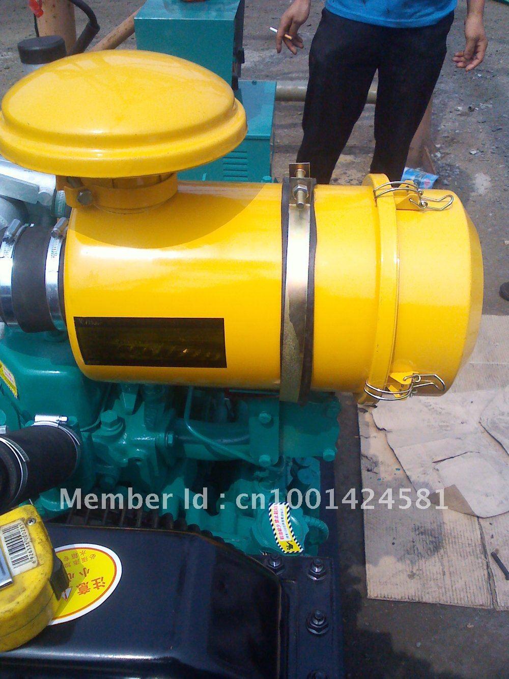 weifang weichai ricardo r4105zd pecas de motor diesel filtro de ar incluindo o elemento