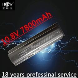 Bateria Do Portátil para Compaq Presario CQ50 HSW CQ71 CQ70 CQ61 CQ60 CQ45 CQ41 CQ40 Para HP Pavilion DV4 DV5 DV6 DV6T G50 G61batteria