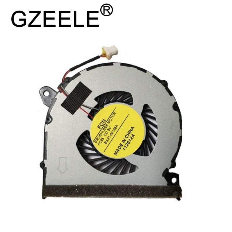 GZEELE New CPU Cooling Fan For Samsung NP535U4E NP540U4E NP740U3E NP740U3C NP530U4E 530U4E 535U4E 740U3E 740U3C BA31-00136A FAN