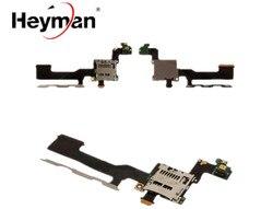 Heyman Flex Cabo do Leitor de Cartão SIM para o HTC One M9 Telefone Celular (com conector de cartão de memória)