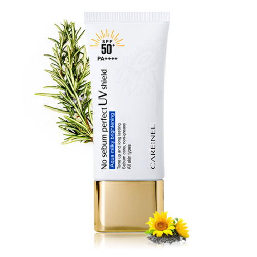 [CARENEL] protector UV perfecto sin sebo 50 ml (SPF50 +/PA + + +) -mejor cosmético de Corea
