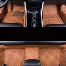 Auto car carpet foot floor mats For jeep grand cherokee 2005 2011 2014 compass 2018 grand cherokee 2014 car mats accessories
