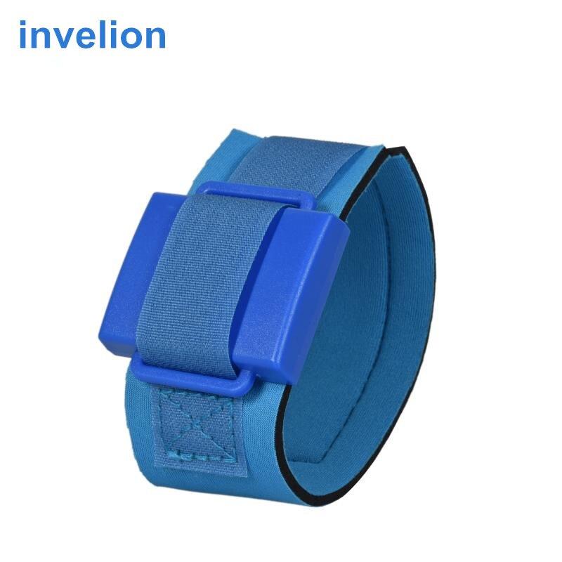 200 unids/lote 860-960mhz reusable de largo alcance 1-6m UHF rfid pulsera para triatlón maratón race timing chip tamaño ajustable