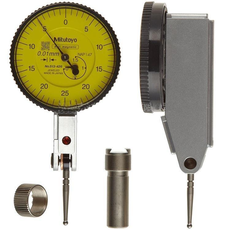 ميتوتويو 513-426-10E TI-153EX قياس المدى 1.5 مللي متر/0.01 0-25-0 رافعة مؤشر اليابان صنع مؤشرات الطلب