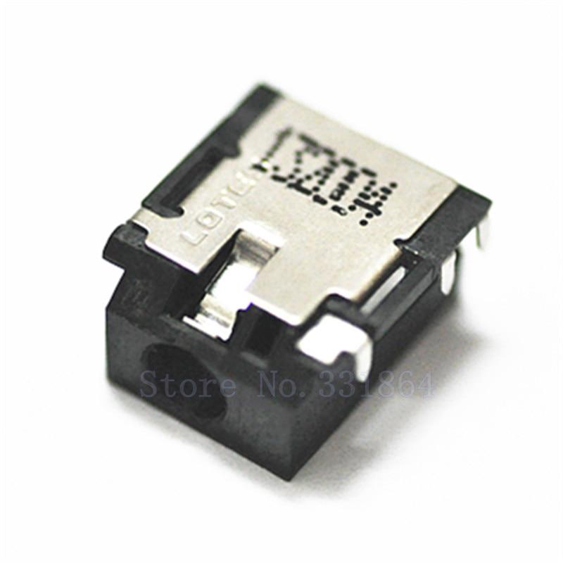 10 pçs/lote Laptop Áudio Jack Headphone Porto MIC 14R Soquete Conector para Dell Inspiron 5420 5425 7420 17R 7720 M421R v3460