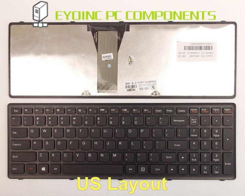 Laptop Keyboard For Lenovo G505S Z510 Z510A Z510-IFI Z510-ITH Z510-ISE G500S US Version