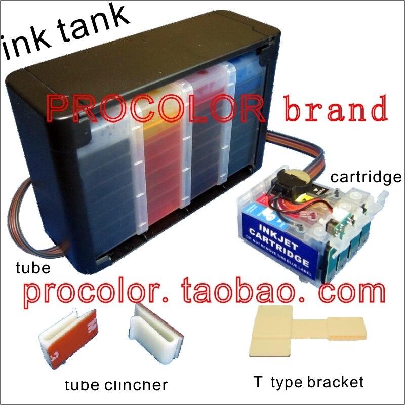 AU 294 T2941 CISS with ARC chip for epson WF-2650 WF-2660 WF 2660 2650DWF WF 2660DWF WF2650 WF2660 WF2650DWF WF2660DWF printer