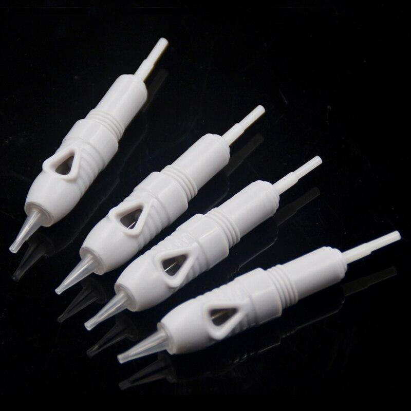 100PCS Tattoo machine needle 5rl Cartridge Permanent Makeup Needles For Eyebrow Lips tattoo machine derma pen needle
