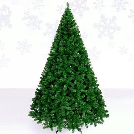 Árvore de Natal Decorações de Natal para Casa Verde Artificial Ornamentos Feliz Natal 300cm