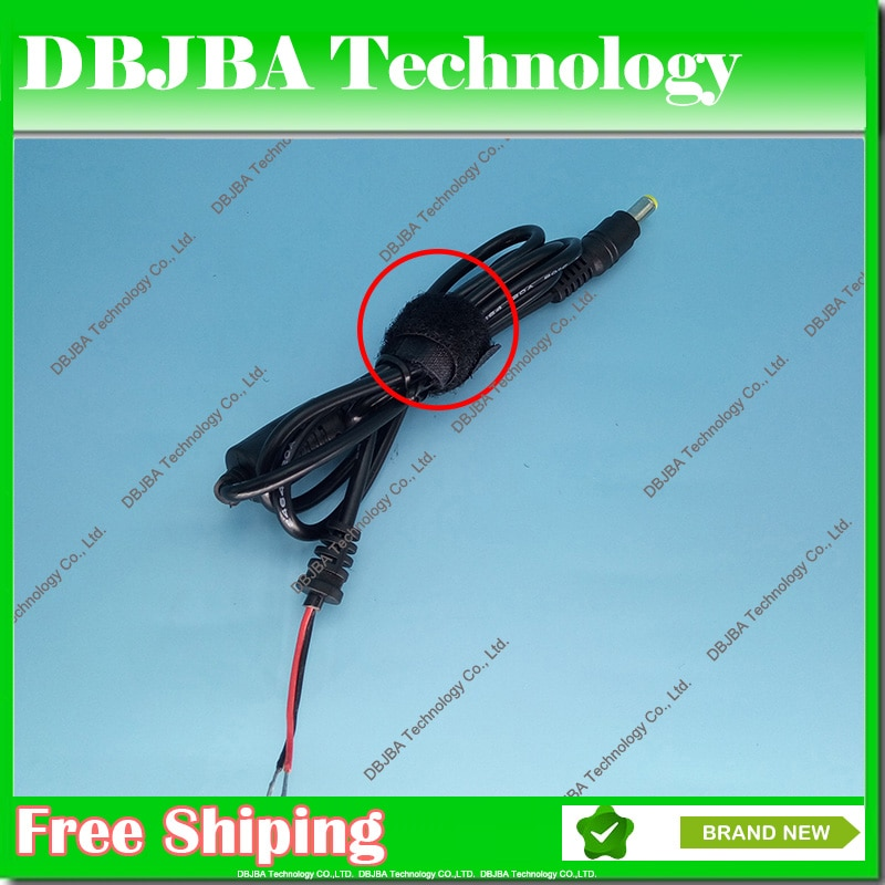 5,5mm x 1,7mm convertidor de adaptador de Cable de cargador de Cable de CC para Acer Aspire adaptador 5745G 5742G 5750G 5755G 5920G 5951G 5,5x1,7mm