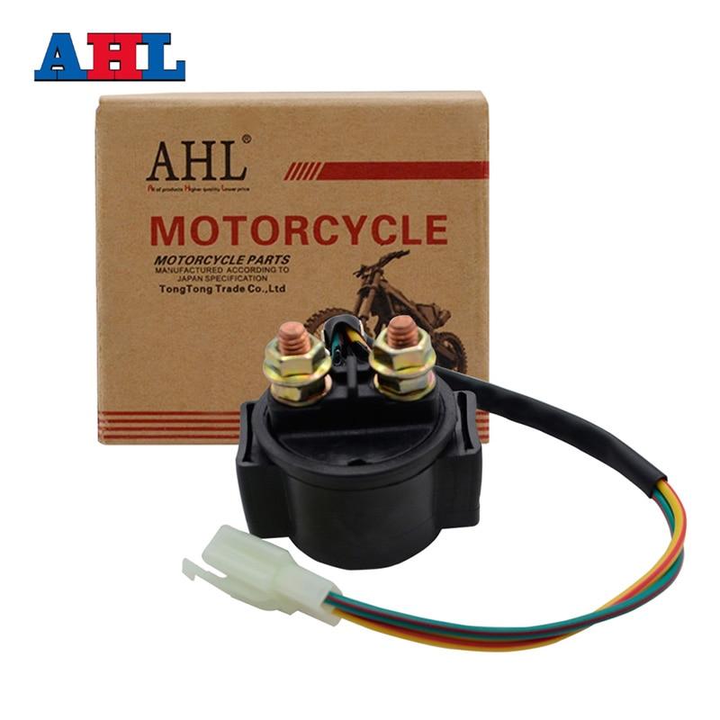 Interruptores de relé de solenoide de arranque eléctrico de motocicleta para POLARIS PHOENIX 200 / RANGER RZR170 / YAMAHA RAPTOR 90 YFM90 09-13